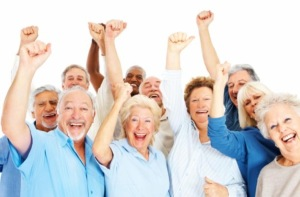 SeniorsCheering
