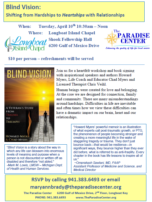 BlindVisionFlier